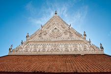 Free Thai Style Molding Art Royalty Free Stock Image - 20893316
