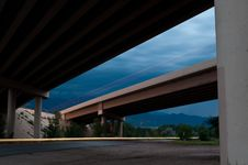 Free Underpass Royalty Free Stock Photos - 20896948