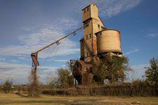 Free Coal Silo Stock Images - 20898094