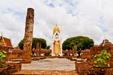 Free Big Buddha Statue Royalty Free Stock Images - 20898289