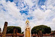 Free Big Buddha Statue Royalty Free Stock Photos - 20898438