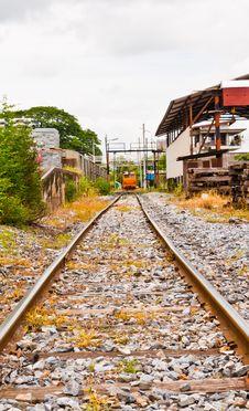 Free Metal Train Stock Image - 20898511