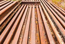 Free Railway Royalty Free Stock Photo - 20898555