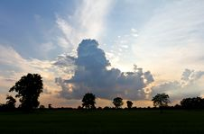 Free Images Of White Clouds. Royalty Free Stock Image - 20898586