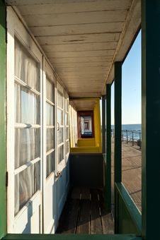 Free Beach Hut Veranda Royalty Free Stock Photos - 20898588