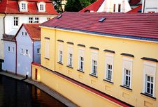Free Building In Prague Royalty Free Stock Images - 20898919
