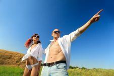 Free Happy Couple Stock Images - 20899064