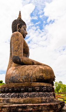 Free Sukhothai Historical Park Stock Photography - 20899202
