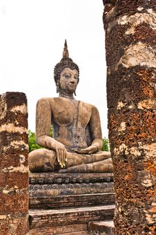 Free Sukhothai Historical Park Royalty Free Stock Photos - 20899238