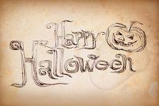 Free Halloween Stock Photo - 20899700