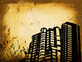 Free Grunge Building Royalty Free Stock Photography - 2094217
