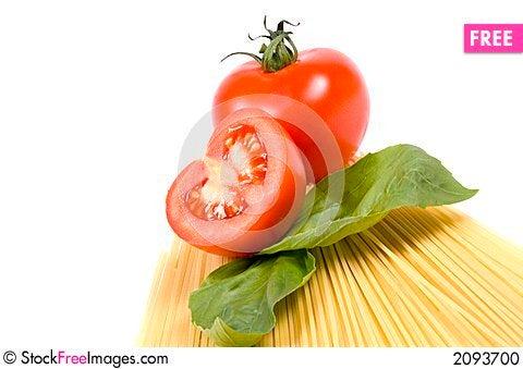 Free Spaghetti Tilted Stock Photo - 2093700