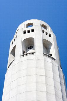 Free Coit Tower In San Francisco Stock Images - 2091624