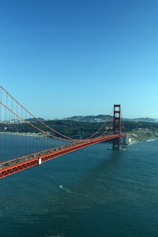 Free Golden Gate Bridge Stock Photo - 2091860