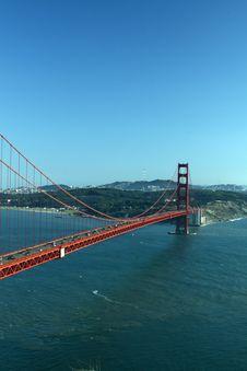 Free Golden Gate Bridge Stock Photo - 2091860