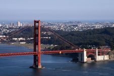 Free Golden Gate Bridge Stock Images - 2091914
