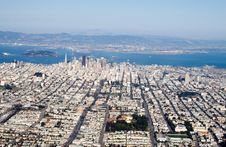 Free Downtown San Francisco Stock Images - 2091994