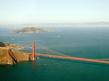Free Golden Gate Bridge Stock Images - 2092024