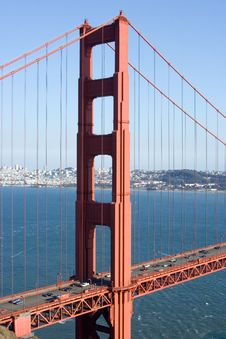 Free Golden Gate Bridge Royalty Free Stock Images - 2092309