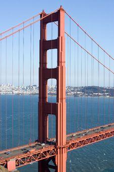 Free Golden Gate Bridge Royalty Free Stock Images - 2092309