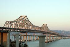 Free Bay Bridge Stock Photography - 2092512