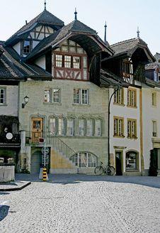 Free Old City Views 89 Royalty Free Stock Photo - 2092525