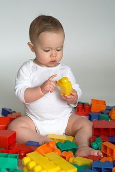 Free Baby Blocks Stock Images - 2092554