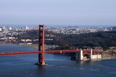 Free Golden Gate Bridge Royalty Free Stock Photo - 2093405
