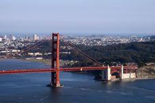 Free Golden Gate Bridge Royalty Free Stock Photo - 2093405
