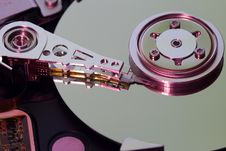 Free Hard Disk Drive (hdd) Stock Image - 2093851