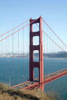 Free Golden Gate Bridge Stock Images - 2094234