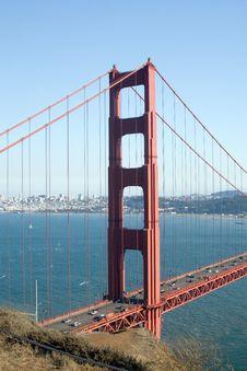 Free Golden Gate Bridge Stock Images - 2094234