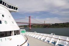 Free Double Bridge Stock Image - 2094521