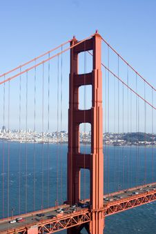 Free Golden Gate Bridge Royalty Free Stock Photography - 2094817