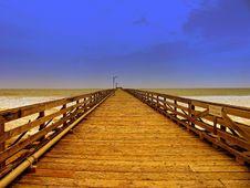 Free Pier Stock Image - 2094881
