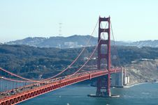Free Golden Gate Bridge Stock Images - 2095054