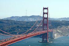 Free Golden Gate Bridge Stock Images - 2095054