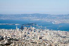 Free Downtown San Francisco Stock Photos - 2095603