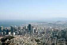 Free Downtown San Francisco Royalty Free Stock Photos - 2095608