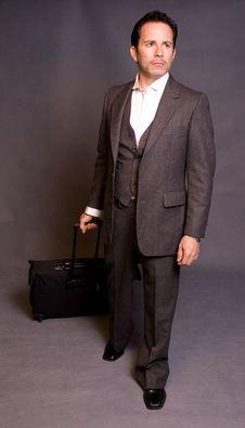 Free Men Traveling Royalty Free Stock Photos - 2095768