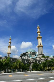 Free Federal Mosque Stock Photos - 2096853