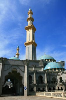 Free Federal Mosque Stock Image - 2097041