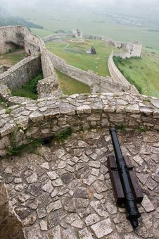 Free Spissky Hrad Castle Royalty Free Stock Images - 2097109