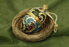 Free Faberge Egg Stock Photo - 2097180