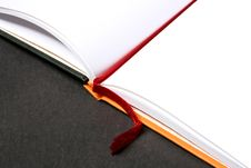 Free Blank Book Stock Photography - 2097522