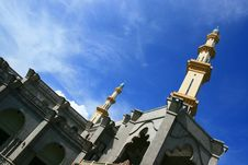 Free Federal Mosque Stock Photography - 2097552
