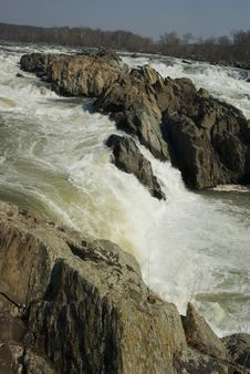 Free Great Falls 5 Royalty Free Stock Photography - 2099497