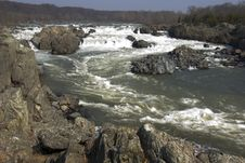 Free Great Falls 12 Royalty Free Stock Photography - 2099567