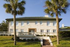Free Mansion In Florida Stock Image - 2099641