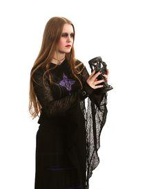 Free Goth Beauty Royalty Free Stock Photo - 2099765